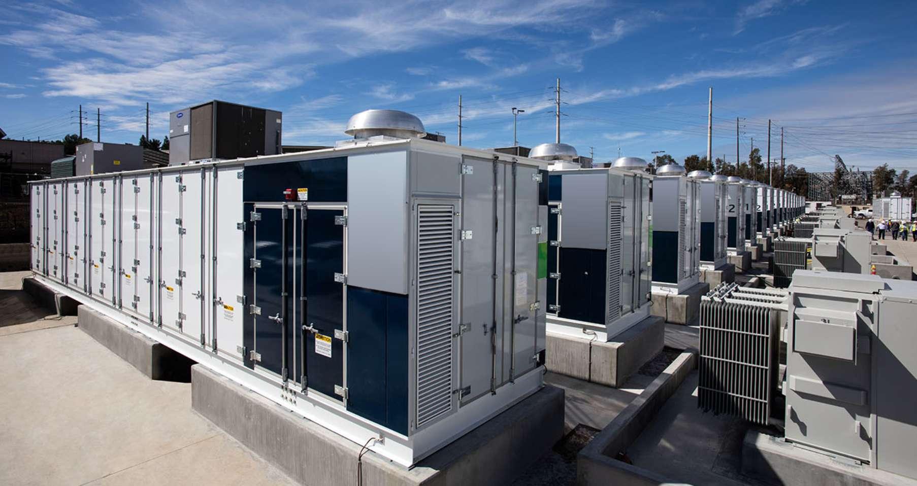 Energy Storage | BII WORLD | Training