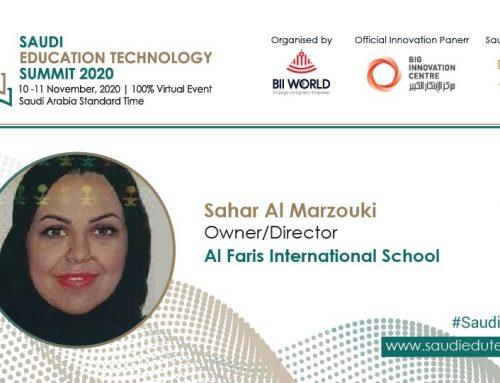 Interview with Sahar Al Marzouki